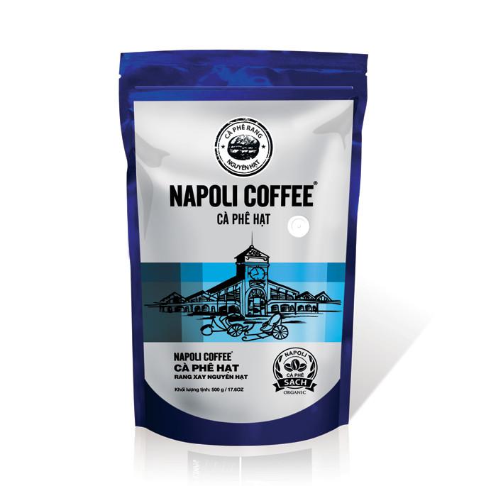 Napoli cà phê rang xay 500g