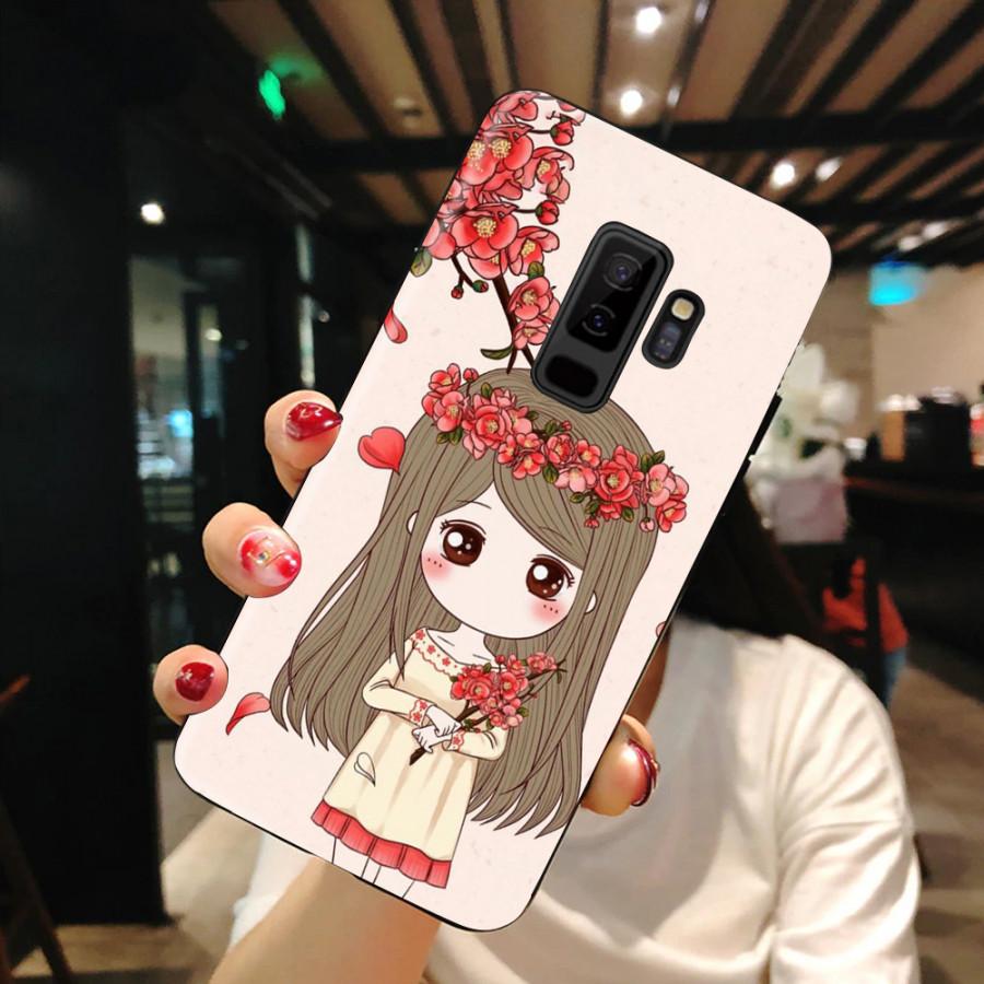 Ốp Lưng Dành Cho Máy  Samsung S9 Plus  Ốp Dẻo Cao Cấp Mẫu Hình  Chibi Dễ Thượng Ốp Cao Cấp, Siêu đẹp,Siêu Hot