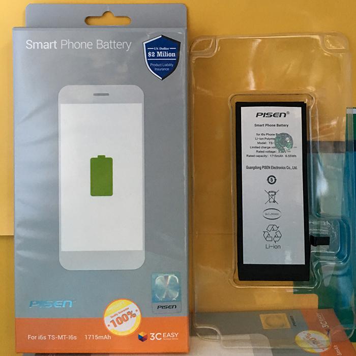 Pin cho iPhone 6S - Hàng Chính Hãng