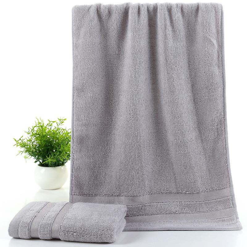 Khăn Tắm Dày Chất Liệu Cotton 35 X 75 Cm