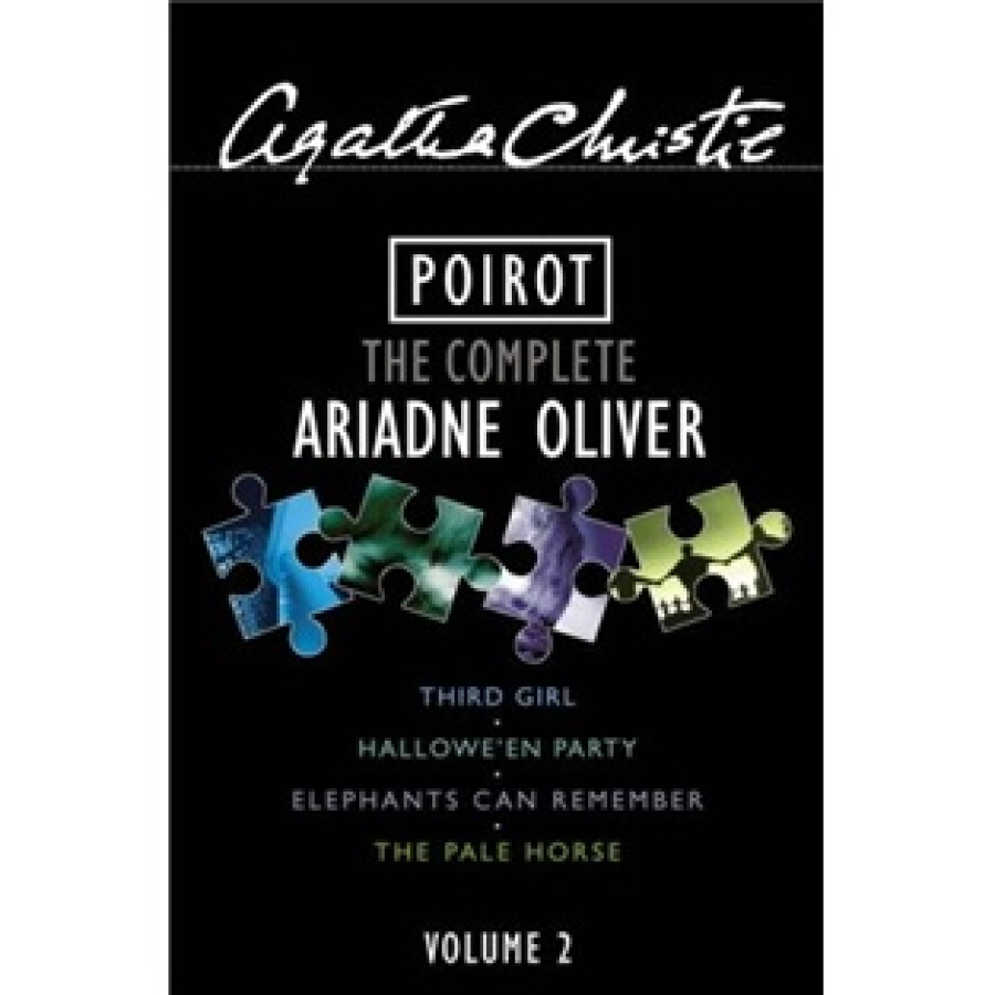 Poirot the Complete Ariadne Oliver 2 (Vol 2) - 1229859 , 5850609130456 , 62_5250297 , 354000 , Poirot-the-Complete-Ariadne-Oliver-2-Vol-2-62_5250297 , tiki.vn , Poirot the Complete Ariadne Oliver 2 (Vol 2)
