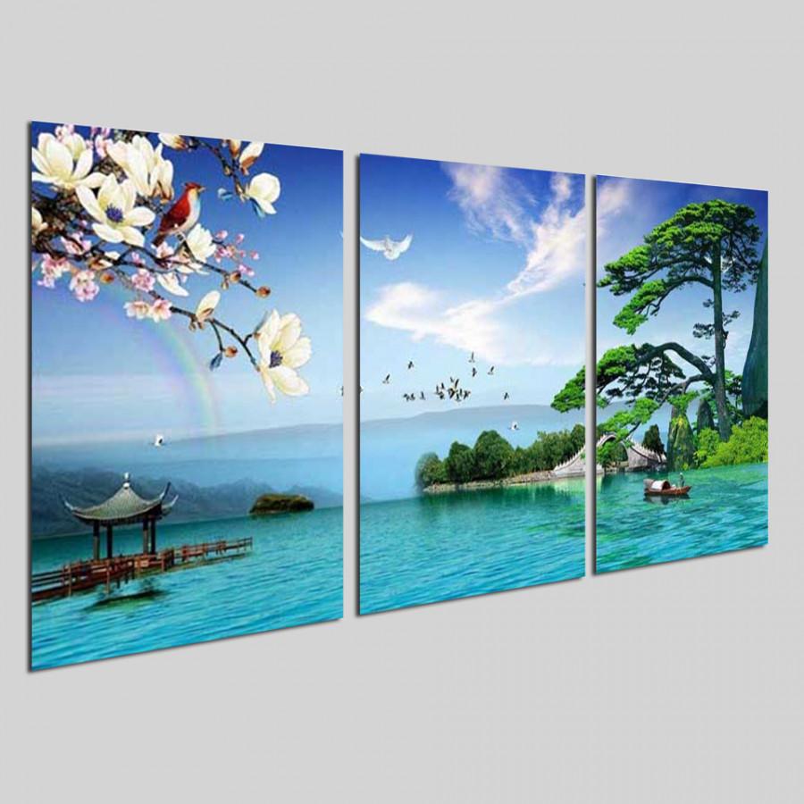 Bộ tranh 3 tấm phong cảnh biển tuyệt đẹp - tranh gỗ treo tường - dạng hình chữ nhật từng tấm - 2148357 , 2489038189471 , 62_13698810 , 1100000 , Bo-tranh-3-tam-phong-canh-bien-tuyet-dep-tranh-go-treo-tuong-dang-hinh-chu-nhat-tung-tam-62_13698810 , tiki.vn , Bộ tranh 3 tấm phong cảnh biển tuyệt đẹp - tranh gỗ treo tường - dạng hình chữ nhật từn