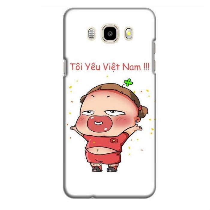 Ốp Lưng Dành Cho Samsung Galaxy J5 2016 Quynh Aka 1