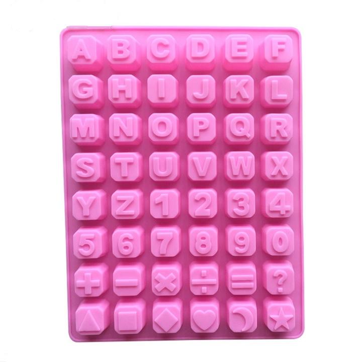 Khuôn silicon làm thạch rau câu, socola 48 chữ cái và ký tự số - 7324108 , 1129590485703 , 62_15089419 , 89000 , Khuon-silicon-lam-thach-rau-cau-socola-48-chu-cai-va-ky-tu-so-62_15089419 , tiki.vn , Khuôn silicon làm thạch rau câu, socola 48 chữ cái và ký tự số
