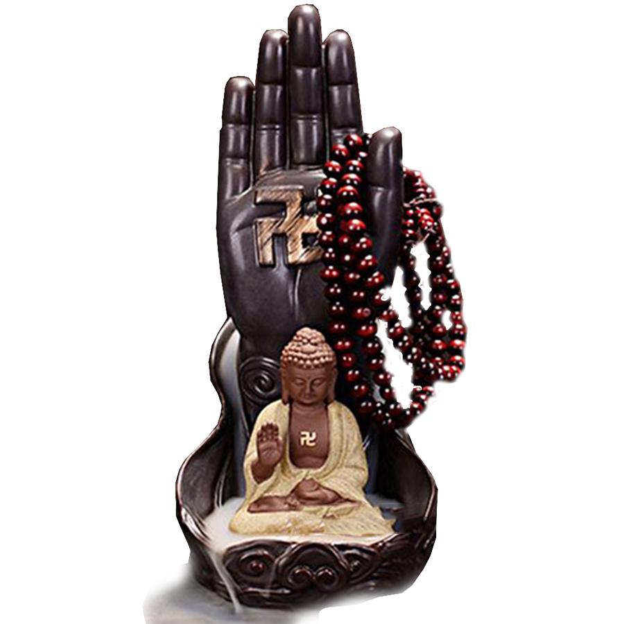 Combo Thác khói trầm hương để bàn tặng 3 nụ trầm - Thủ Ấn Phật Tổ Như Lai - 1416086 , 1236863709111 , 62_7253643 , 599000 , Combo-Thac-khoi-tram-huong-de-ban-tang-3-nu-tram-Thu-An-Phat-To-Nhu-Lai-62_7253643 , tiki.vn , Combo Thác khói trầm hương để bàn tặng 3 nụ trầm - Thủ Ấn Phật Tổ Như Lai