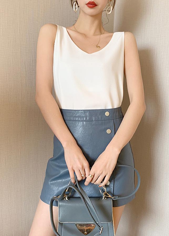 Áo kiểu nữ xinh xắn dễ phối đồ Morie Fashion (sát nách có 2 dây sau lưng) - 1953763 , 7511022970217 , 62_14168847 , 199000 , Ao-kieu-nu-xinh-xan-de-phoi-do-Morie-Fashion-sat-nach-co-2-day-sau-lung-62_14168847 , tiki.vn , Áo kiểu nữ xinh xắn dễ phối đồ Morie Fashion (sát nách có 2 dây sau lưng)