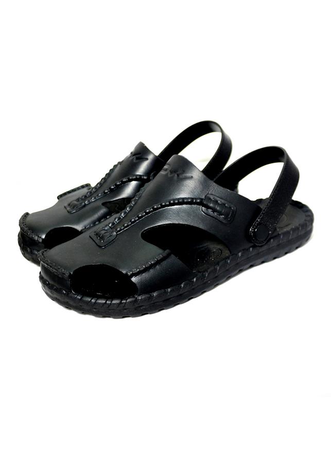 Giày nam thời trang chất liệu xốp T137K139