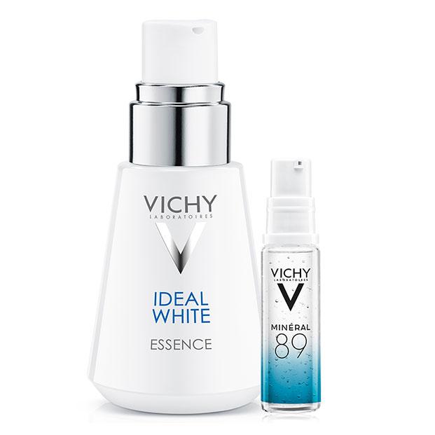 Tinh Chất Dưỡng Trắng Da Và Giảm Thâm Nám 7 Tác Dụng Vichy Ideal White Meta Whitening Essence (30ml) Tặng Dưỡng Chất Giàu...