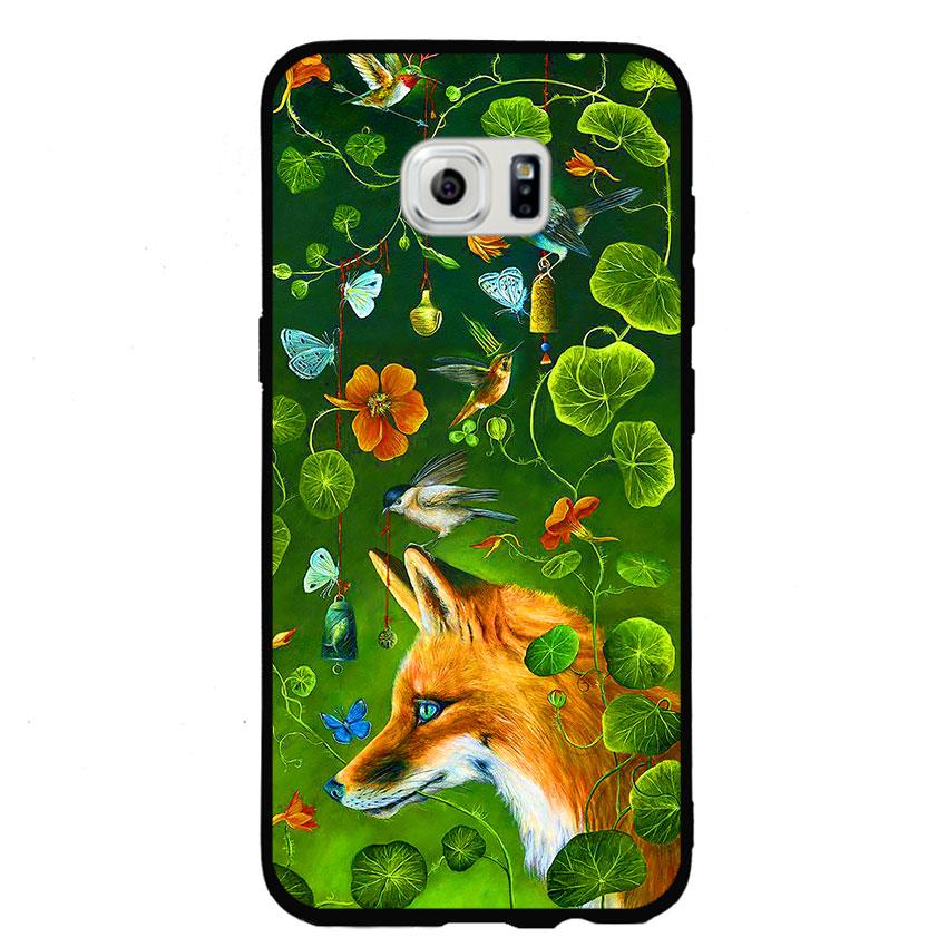 Ốp lưng nhựa cứng viền dẻo TPU cho điện thoại Samsung Galaxy S6 Edge -Fox 03 - 4658533 , 9484865291444 , 62_15820903 , 124000 , Op-lung-nhua-cung-vien-deo-TPU-cho-dien-thoai-Samsung-Galaxy-S6-Edge-Fox-03-62_15820903 , tiki.vn , Ốp lưng nhựa cứng viền dẻo TPU cho điện thoại Samsung Galaxy S6 Edge -Fox 03