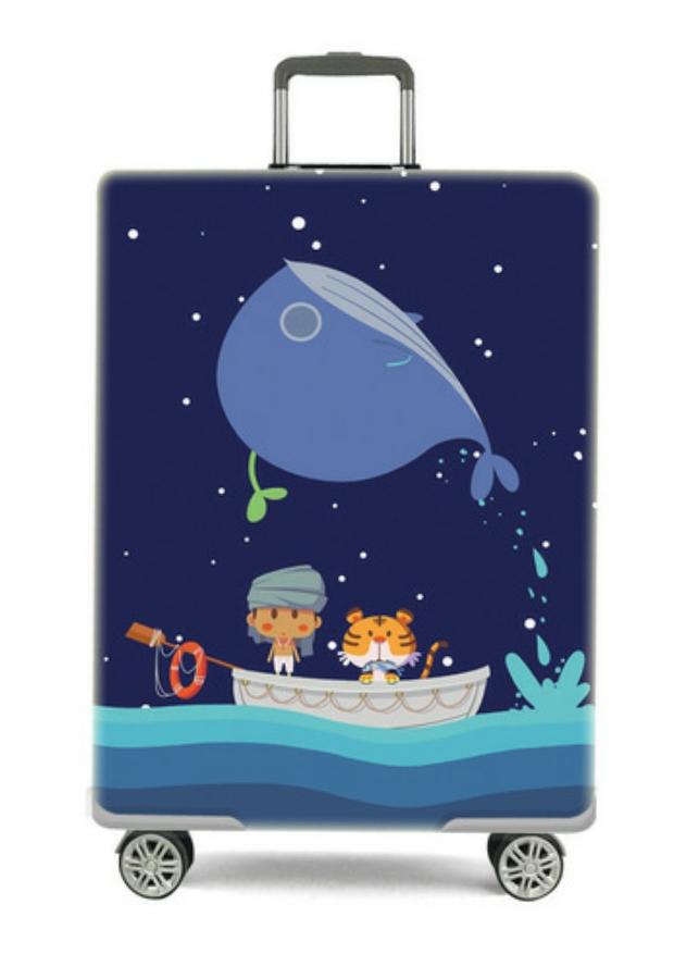 Túi bọc bảo vệ vali Open The World (có đủ size) + Tặng kèm túi đựng giầy - 1221305 , 7022335056234 , 62_7804420 , 250000 , Tui-boc-bao-ve-vali-Open-The-World-co-du-size-Tang-kem-tui-dung-giay-62_7804420 , tiki.vn , Túi bọc bảo vệ vali Open The World (có đủ size) + Tặng kèm túi đựng giầy