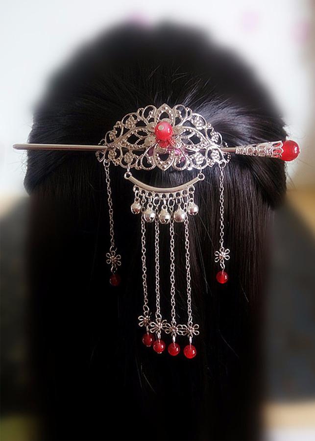 Trâm cài cổ trang dạng kim quan gắn hạt đỏ (2 phần) trâm cài tóc nữ cổ trang Trung Quốc phong cách cổ đại cosplay... - 18629406 , 3492837670452 , 62_22669927 , 200000 , Tram-cai-co-trang-dang-kim-quan-gan-hat-do-2-phan-tram-cai-toc-nu-co-trang-Trung-Quoc-phong-cach-co-dai-cosplay...-62_22669927 , tiki.vn , Trâm cài cổ trang dạng kim quan gắn hạt đỏ (2 phần) trâm cài