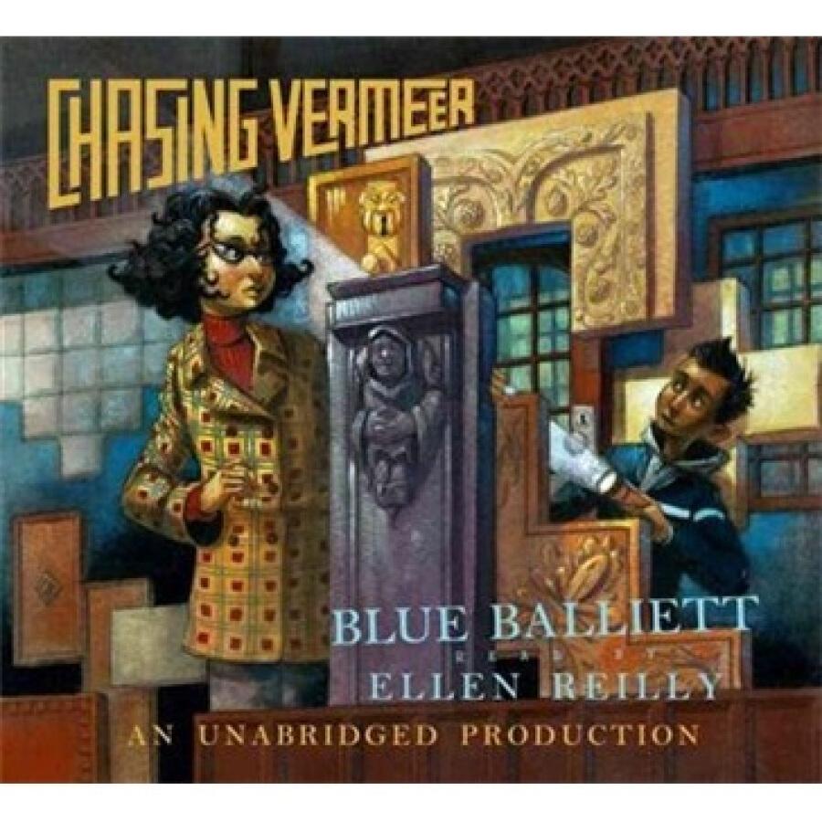 Chasing Vermeer(Audio CD) - 1239034 , 4972470704770 , 62_5276151 , 416000 , Chasing-VermeerAudio-CD-62_5276151 , tiki.vn , Chasing Vermeer(Audio CD)