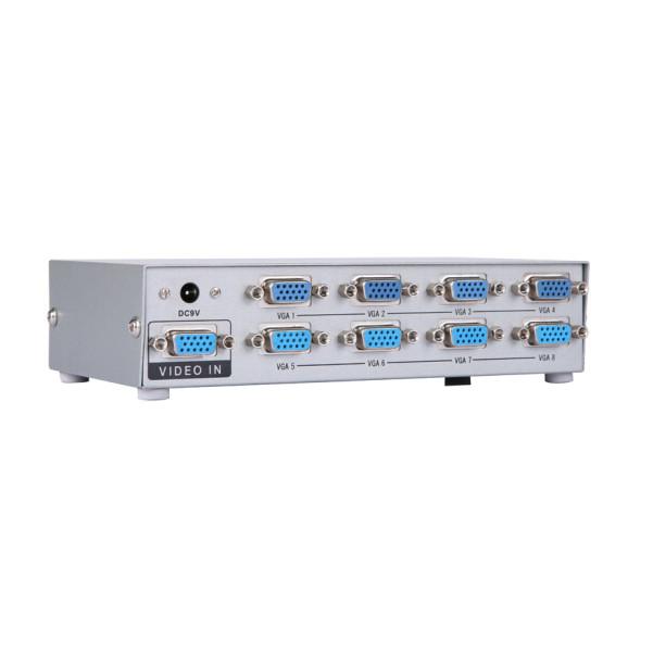 Bộ chia VGA 1 ra 8 màn hình ViKi MT-1508 150Mhz chính hãng - 1466567 , 4532007846986 , 62_14263475 , 216000 , Bo-chia-VGA-1-ra-8-man-hinh-ViKi-MT-1508-150Mhz-chinh-hang-62_14263475 , tiki.vn , Bộ chia VGA 1 ra 8 màn hình ViKi MT-1508 150Mhz chính hãng