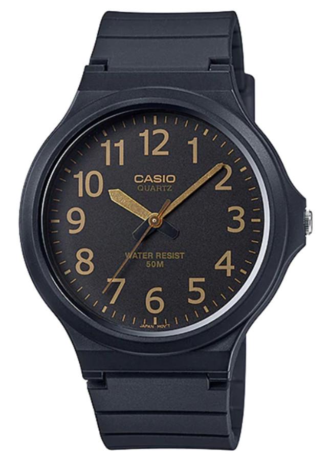 Đồng hồ nam dây nhựa Casio MW-240-1B2VDF