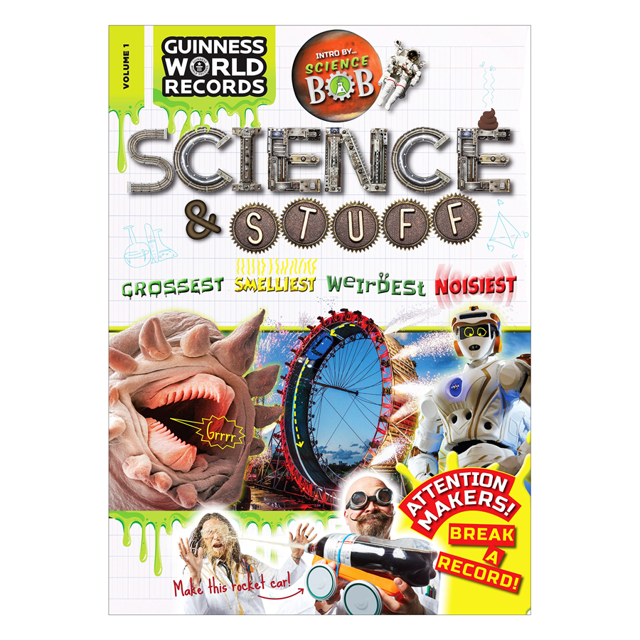 Guinness World Records Science  Stuff - Volume 1