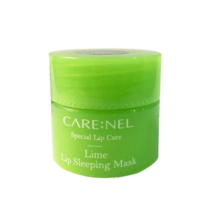 Mặt nạ ngủ môi dưỡng ẩm và tẩy tế bào chết hương chanh Care:nel Lip Sleeping Mask Lime 5ml - 2004358 , 5743711961103 , 62_8818169 , 58000 , Mat-na-ngu-moi-duong-am-va-tay-te-bao-chet-huong-chanh-Carenel-Lip-Sleeping-Mask-Lime-5ml-62_8818169 , tiki.vn , Mặt nạ ngủ môi dưỡng ẩm và tẩy tế bào chết hương chanh Care:nel Lip Sleeping Mask Lime 5ml
