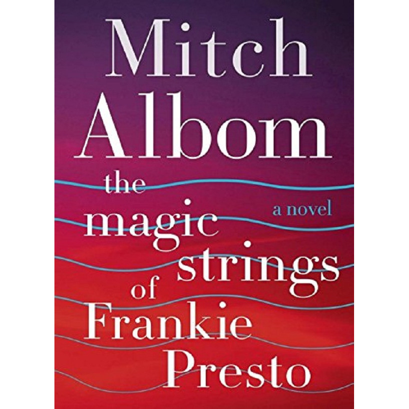 The Magic Strings of Frankie Presto M - 1771605 , 4780257611759 , 62_12596365 , 216000 , The-Magic-Strings-of-Frankie-Presto-M-62_12596365 , tiki.vn , The Magic Strings of Frankie Presto M