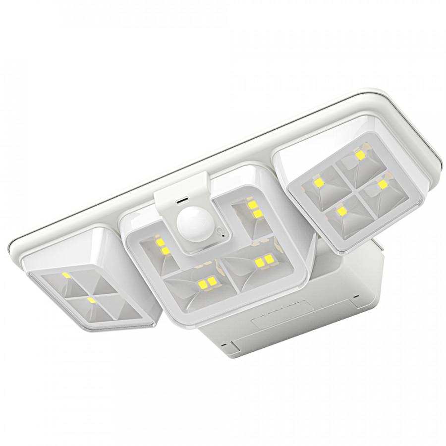 Đèn LED Năng Lượng Mặt Trời Với Cảm Biến Chuyển Động PIR (3.6V) (3.2W)