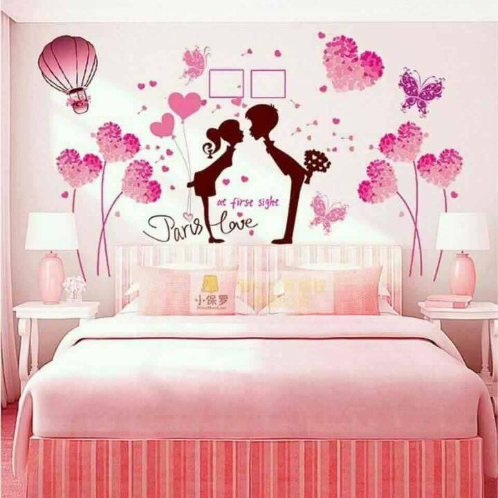 Combo decal dán tường Love - SS308 - 752324 , 5987831731981 , 62_12626199 , 145000 , Combo-decal-dan-tuong-Love-SS308-62_12626199 , tiki.vn , Combo decal dán tường Love - SS308