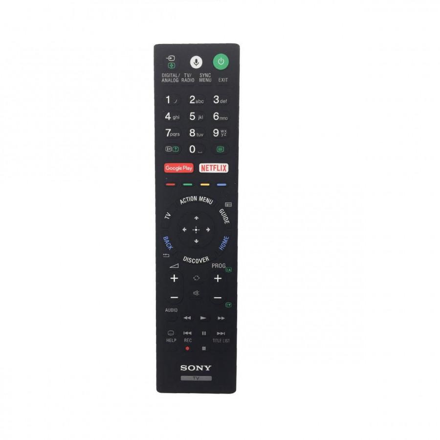 Điều khiển tivi Sony tìm kiếm bằng giọng nói TX -200A xịn (đen)