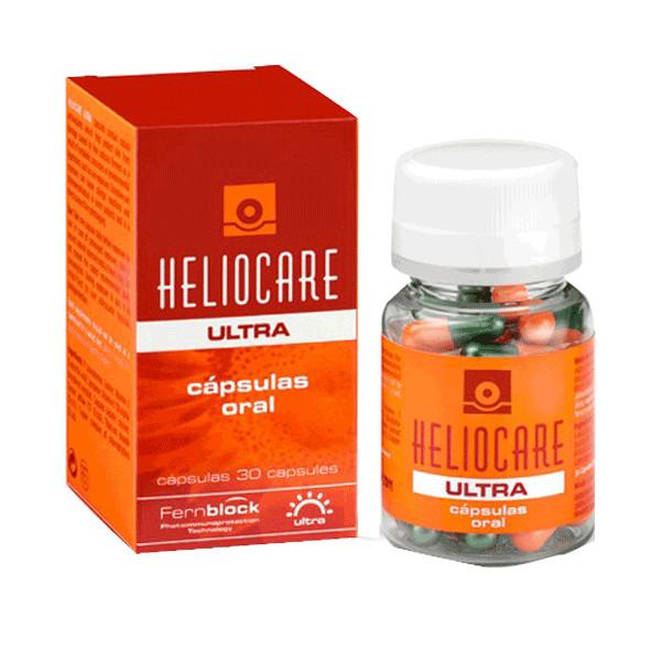 Heliocare Oral Ultra Viên uống chống nắng ngăn ngừa lão hóa và giảm đỏ da loại 30 viên - 1847828 , 4854721107830 , 62_14397358 , 1282000 , Heliocare-Oral-Ultra-Vien-uong-chong-nang-ngan-ngua-lao-hoa-va-giam-do-da-loai-30-vien-62_14397358 , tiki.vn , Heliocare Oral Ultra Viên uống chống nắng ngăn ngừa lão hóa và giảm đỏ da loại 30 viên