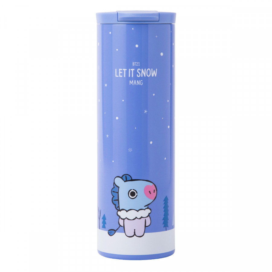 [BT21] Winter Slim Tumbler - 1950598 , 3770743074992 , 62_14012062 , 982000 , BT21-Winter-Slim-Tumbler-62_14012062 , tiki.vn , [BT21] Winter Slim Tumbler