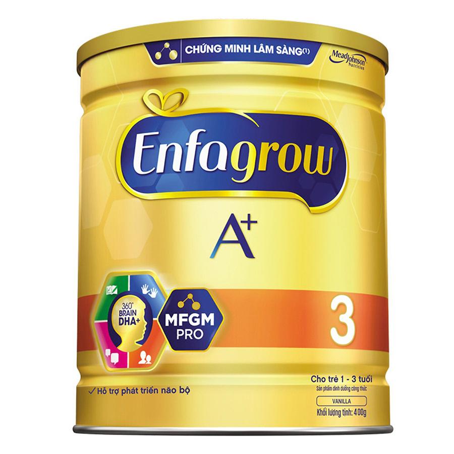 CRM - Sữa Enfagrow A+ 3 Hương Vanilla (400g) - 9544596 , 6125747293394 , 62_13336935 , 219000 , CRM-Sua-Enfagrow-A-3-Huong-Vanilla-400g-62_13336935 , tiki.vn , CRM - Sữa Enfagrow A+ 3 Hương Vanilla (400g)