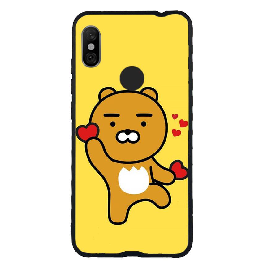 Ốp lưng nhựa cứng viền dẻo TPU cho điện thoại Xiaomi Redmi Note 6 Pro - Kakao 01 - 6403012 , 4608888293864 , 62_15818726 , 128000 , Op-lung-nhua-cung-vien-deo-TPU-cho-dien-thoai-Xiaomi-Redmi-Note-6-Pro-Kakao-01-62_15818726 , tiki.vn , Ốp lưng nhựa cứng viền dẻo TPU cho điện thoại Xiaomi Redmi Note 6 Pro - Kakao 01