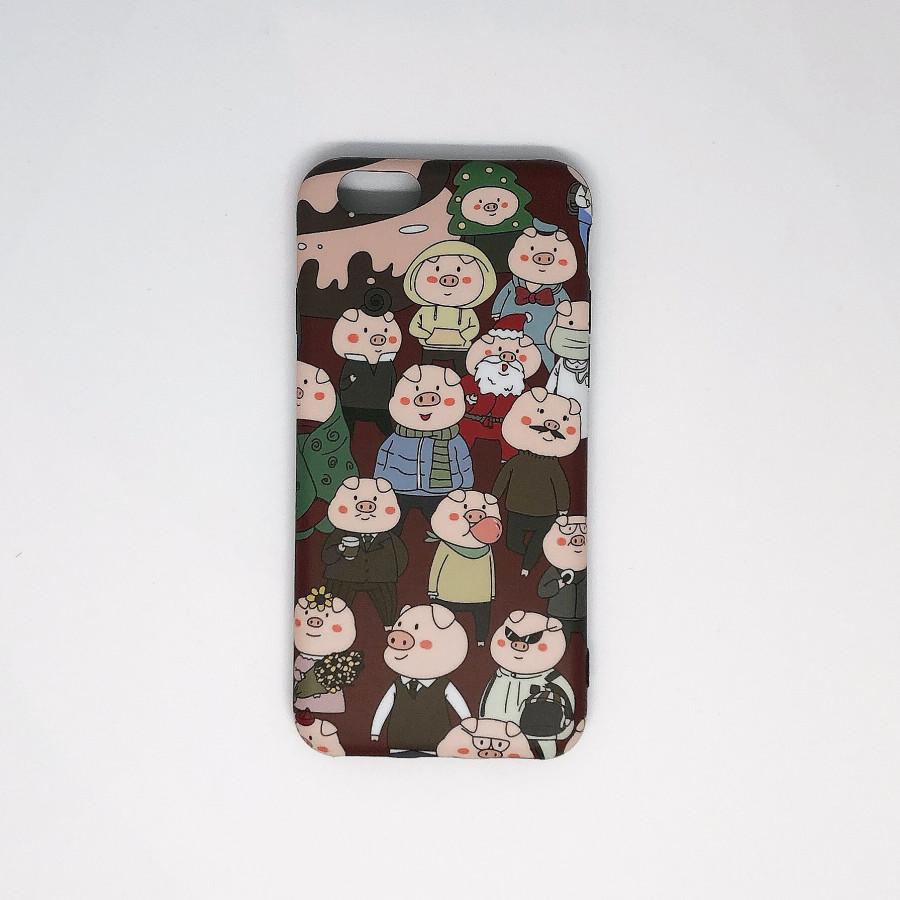 Ốp dành cho Iphone Heo Bé - 853545 , 3558418408750 , 62_14120406 , 100000 , Op-danh-cho-Iphone-Heo-Be-62_14120406 , tiki.vn , Ốp dành cho Iphone Heo Bé