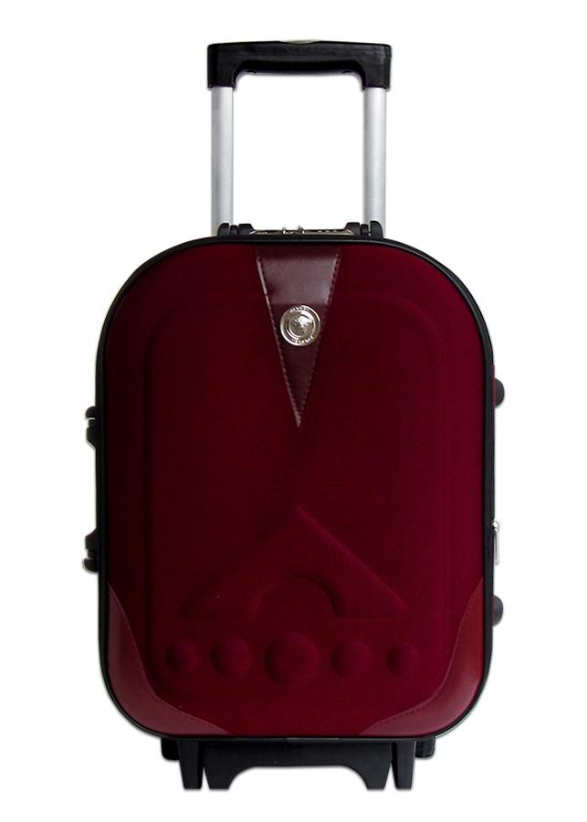Vali kéo vải phối da xách tay màu đỏ đậm TT018 - 1790832 , 2757005426288 , 62_9667597 , 390000 , Vali-keo-vai-phoi-da-xach-tay-mau-do-dam-TT018-62_9667597 , tiki.vn , Vali kéo vải phối da xách tay màu đỏ đậm TT018