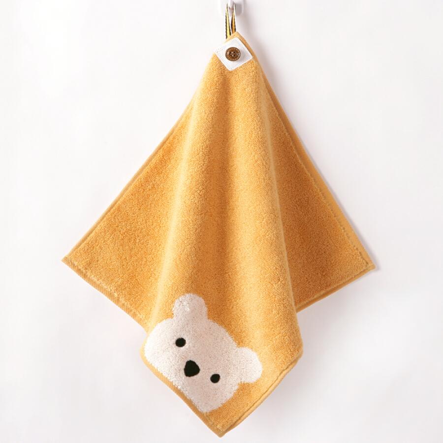 Khăn Tắm Cotton Nhỏ Cho Bé