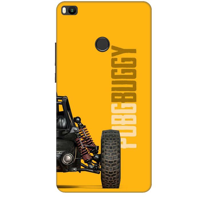 Ốp lưng dành cho điện thoại XIAOMI MI MAX 2 hinh PUBG Mẫu 05