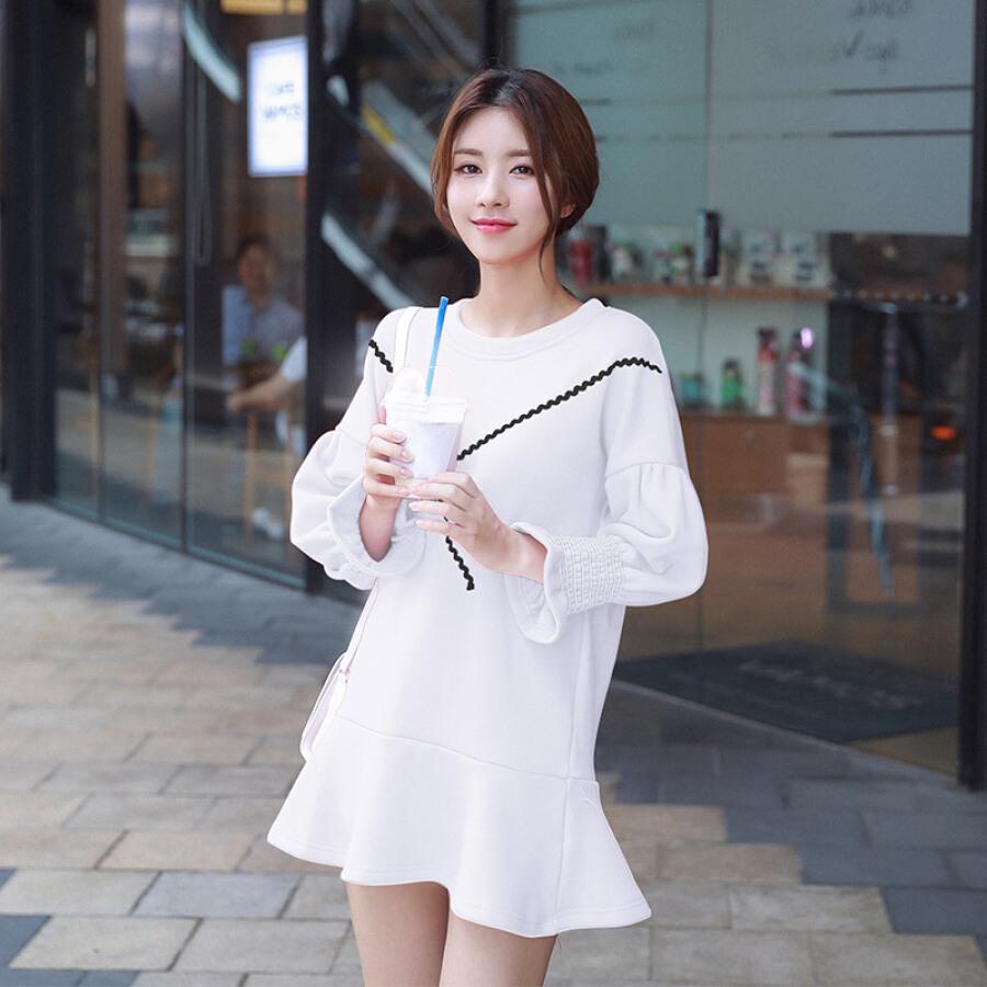 Váy Nữ Langyue LWQZ180134