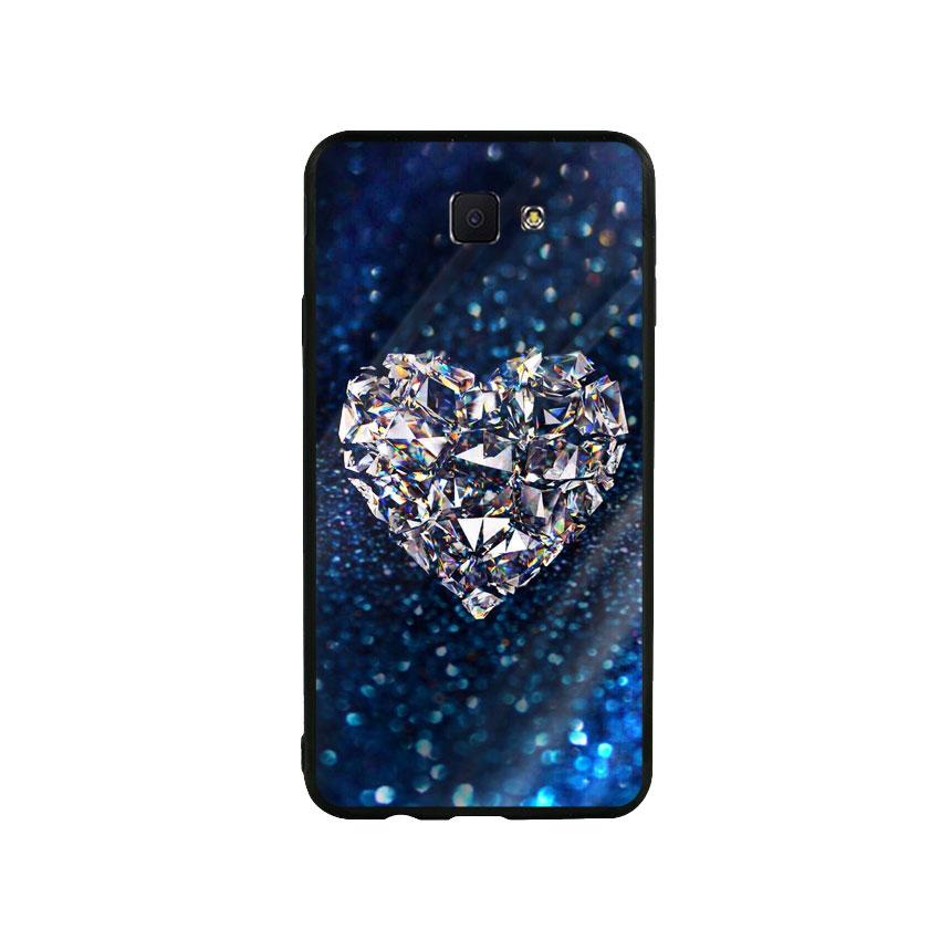 Ốp Lưng Kính Cường Lực cho điện thoại Samsung Galaxy J7 Prime - Heart 11