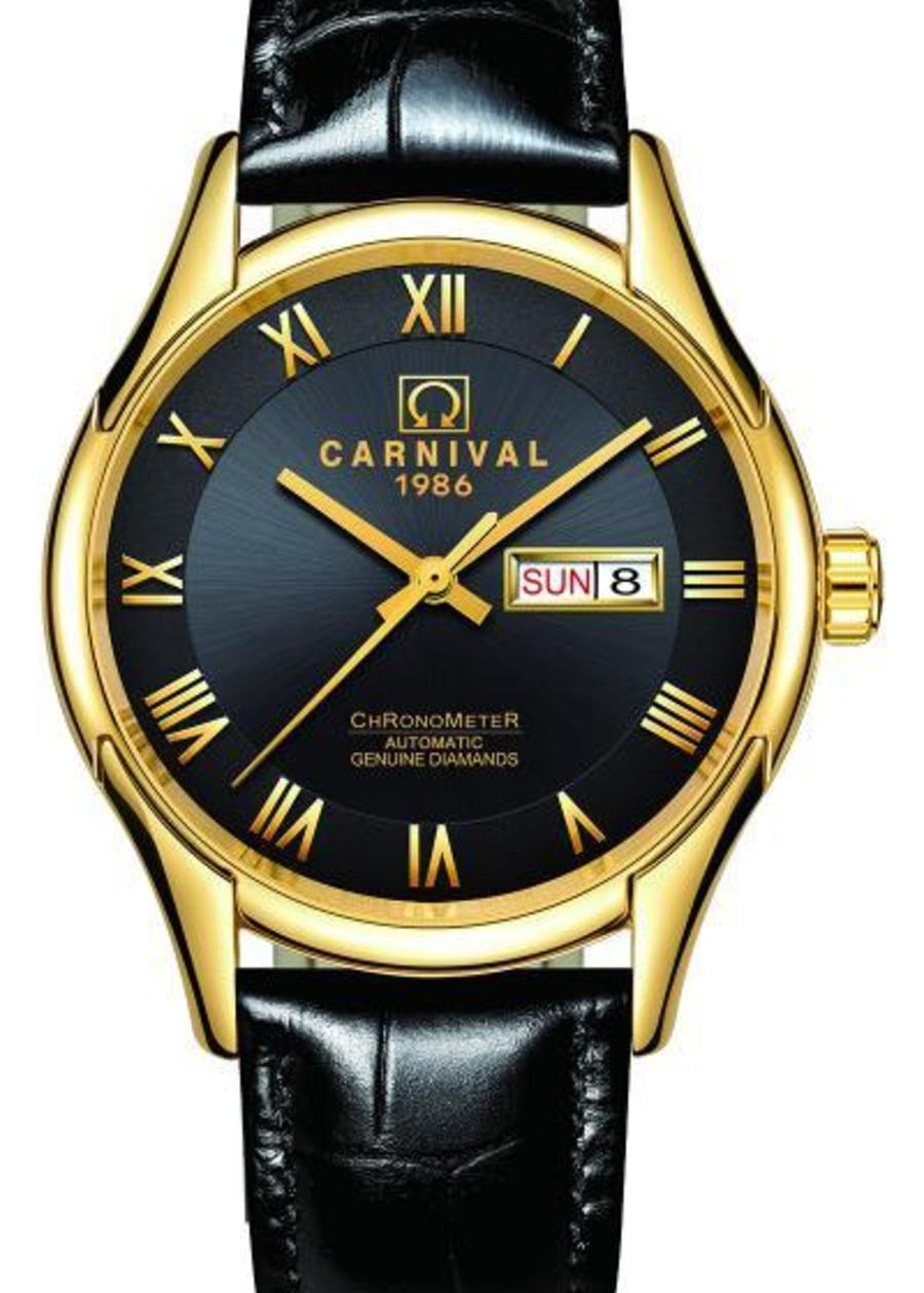 Đồng hồ nam Carnival G62301.102.332