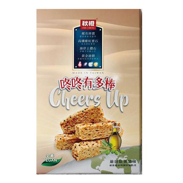Bánh Snack Làm Từ Hạt Diêm Mạch Dong Dong ChiuCheng (80g)