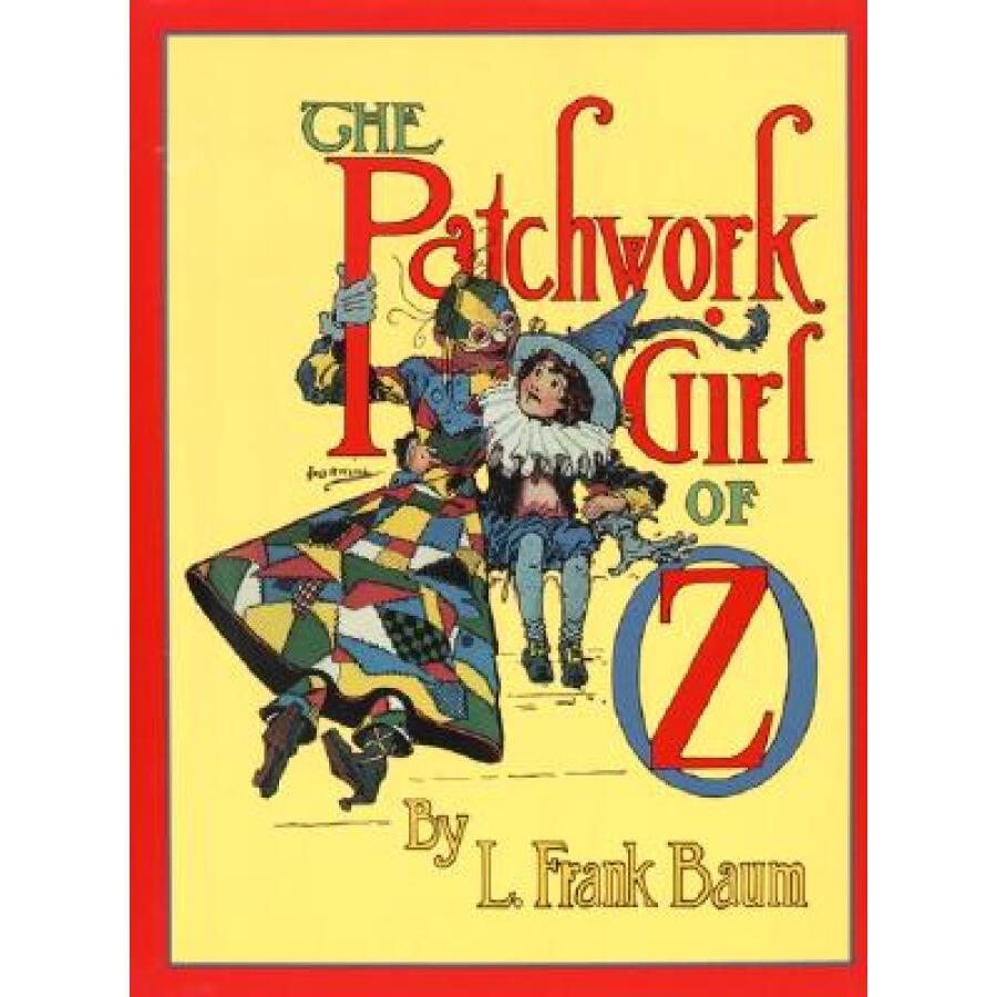 The Patchwork Girl of Oz (Books of Wonder) - 1230913 , 7178138943339 , 62_5250875 , 588000 , The-Patchwork-Girl-of-Oz-Books-of-Wonder-62_5250875 , tiki.vn , The Patchwork Girl of Oz (Books of Wonder)