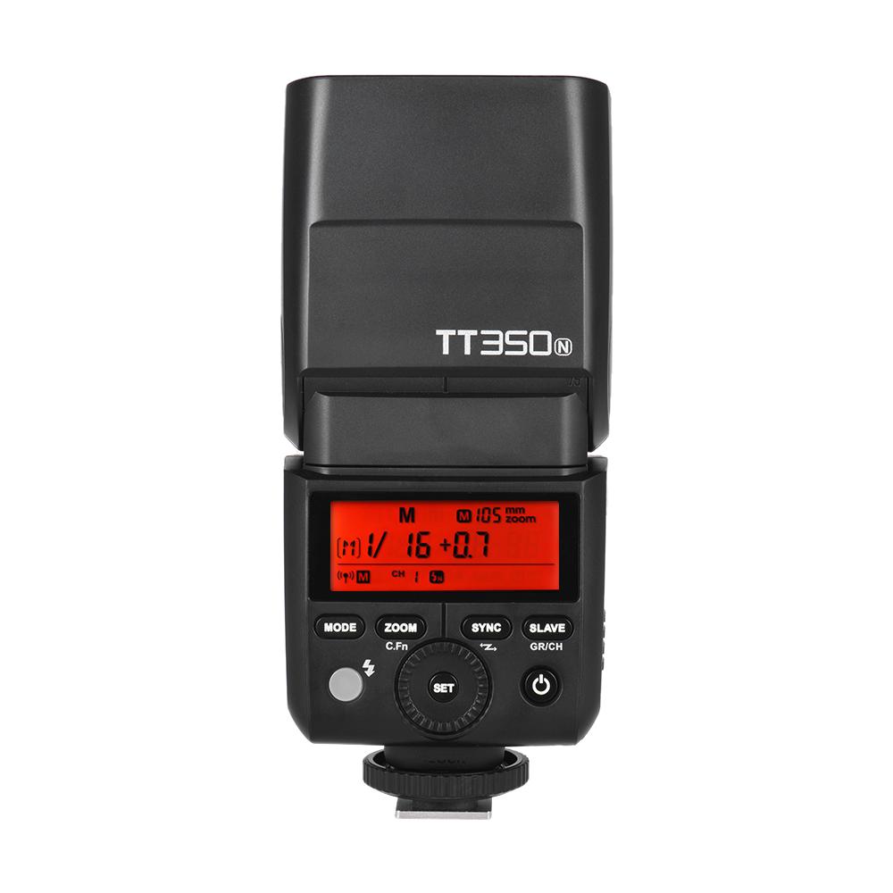 Đèn Flash Godox TT350N Mini Không Dây Cho Dòng Nikon D800 D700 D7100 D7000 D5200 D5100 D5000 D300 D3200 D3000 D2000 D70S D810 (2.4G) - 16044995 , 6806562663578 , 62_21306047 , 2989000 , Den-Flash-Godox-TT350N-Mini-Khong-Day-Cho-Dong-Nikon-D800-D700-D7100-D7000-D5200-D5100-D5000-D300-D3200-D3000-D2000-D70S-D810-2.4G-62_21306047 , tiki.vn , Đèn Flash Godox TT350N Mini Không Dây Cho Dò