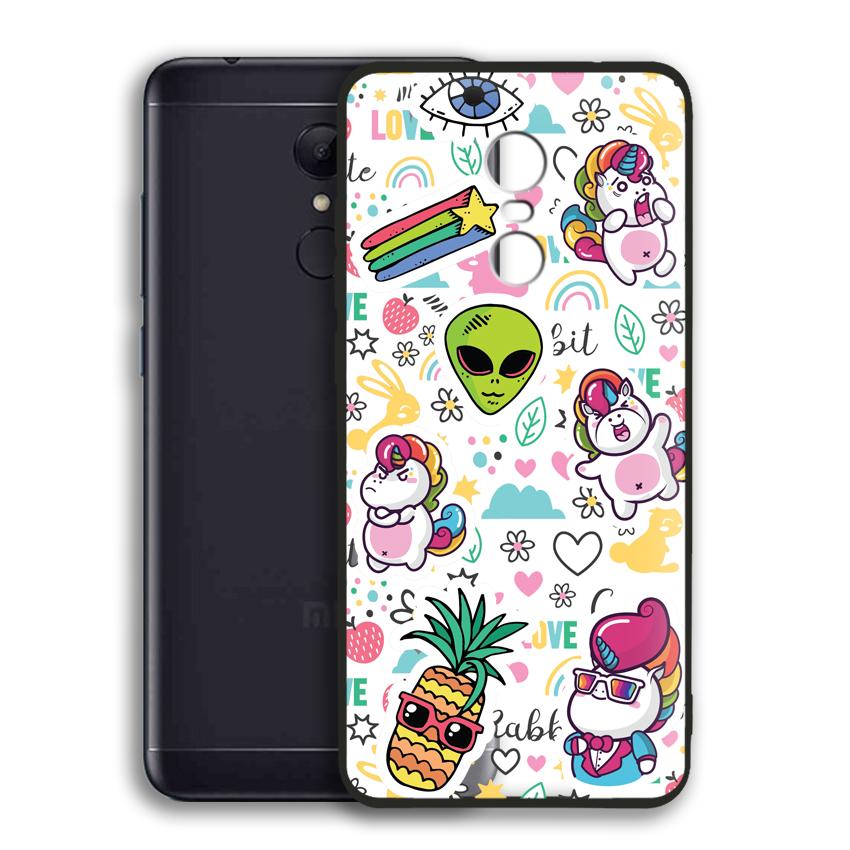 Ốp lưng viền TPU cho điện thoại Xiaomi Redmi 5 plus - 02084 0525 LOL03 - Hàng Chính Hãng