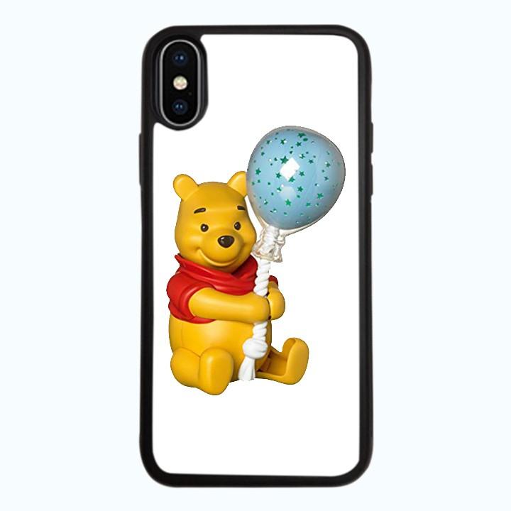 Ốp lưng dành cho điện thoại iPhone XR - X/XS - XS MAX - Gấu Pooh Mẫu 5