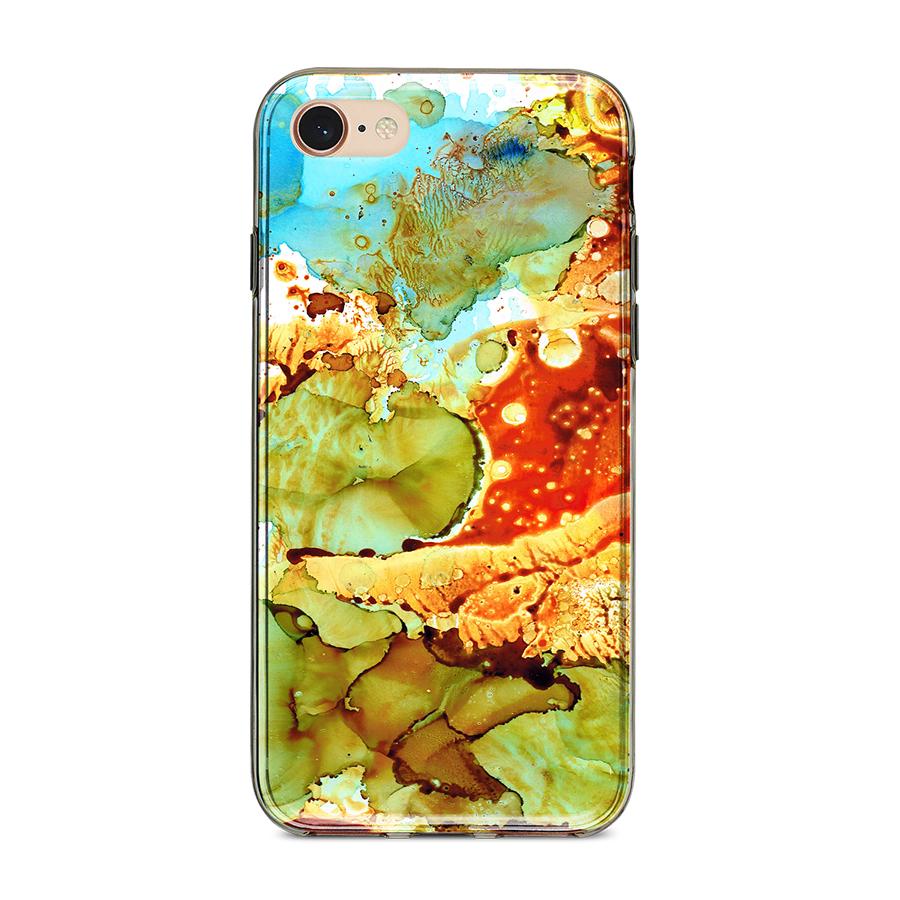 Ốp Lưng Điện Thoại Vân Đá Mika Cho iPhone 7 / 8 A-001-019-C-IP7