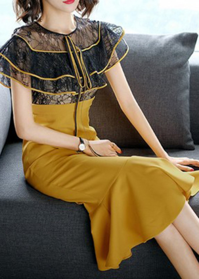 Đầm  Vintage Dịu Dàng Korea TT - KR38