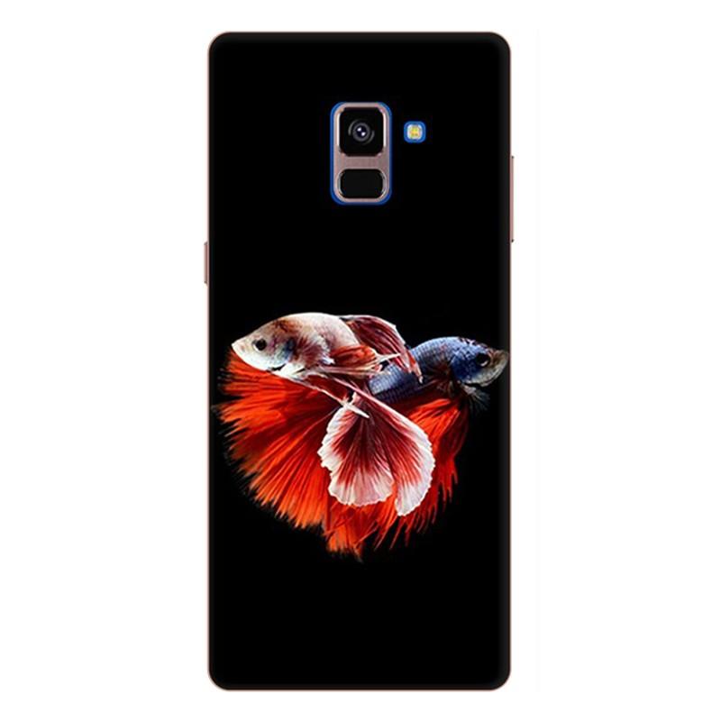 Ốp Lưng Dành Cho Samsung Galaxy A8 Plus - Mẫu 122