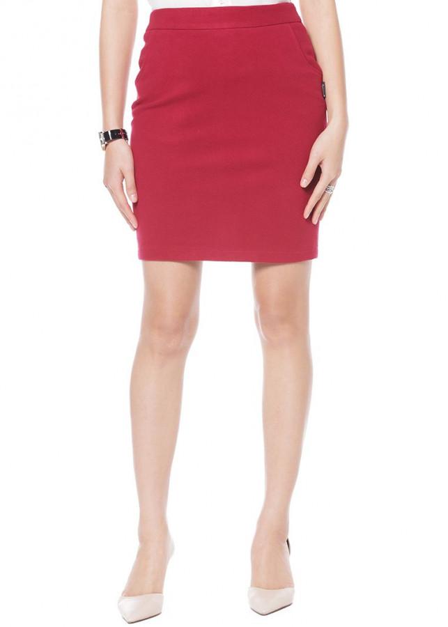 Chân Váy Nữ Ôm - Đỏ