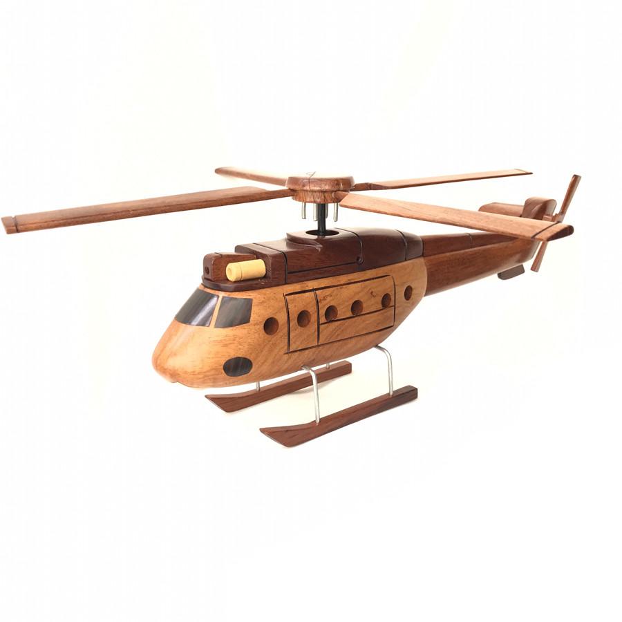 Mô hình máy bay gỗ trực thăng Mil Mi 8 - 1250465 , 7230125795434 , 62_6415467 , 395000 , Mo-hinh-may-bay-go-truc-thang-Mil-Mi-8-62_6415467 , tiki.vn , Mô hình máy bay gỗ trực thăng Mil Mi 8