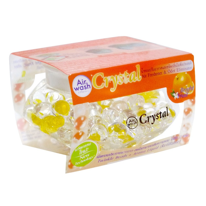 Sáp thơm khử mùi Crystal Starter 140g hàng nhập khẩu Thái Lan
