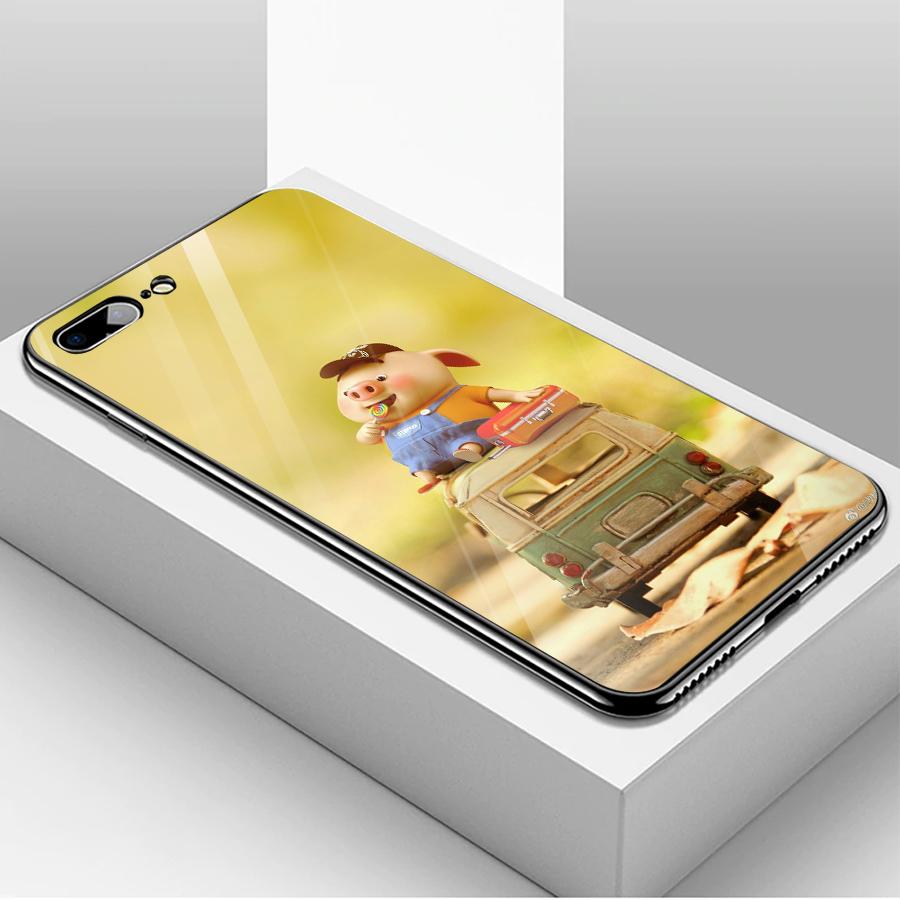 Ốp kính cường lực dành cho điện thoại iPhone 7/8 Plus - heo hồng - hh167 - 1739627 , 1767837016268 , 62_13627008 , 209000 , Op-kinh-cuong-luc-danh-cho-dien-thoai-iPhone-7-8-Plus-heo-hong-hh167-62_13627008 , tiki.vn , Ốp kính cường lực dành cho điện thoại iPhone 7/8 Plus - heo hồng - hh167