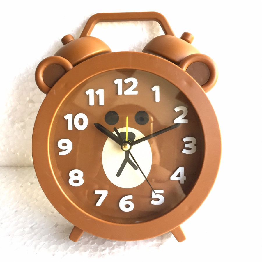 Đồng hồ báo thức để bàn LY1144A - Màu ngẫu nhiên - 775290 , 7685520363465 , 62_11083148 , 200000 , Dong-ho-bao-thuc-de-ban-LY1144A-Mau-ngau-nhien-62_11083148 , tiki.vn , Đồng hồ báo thức để bàn LY1144A - Màu ngẫu nhiên