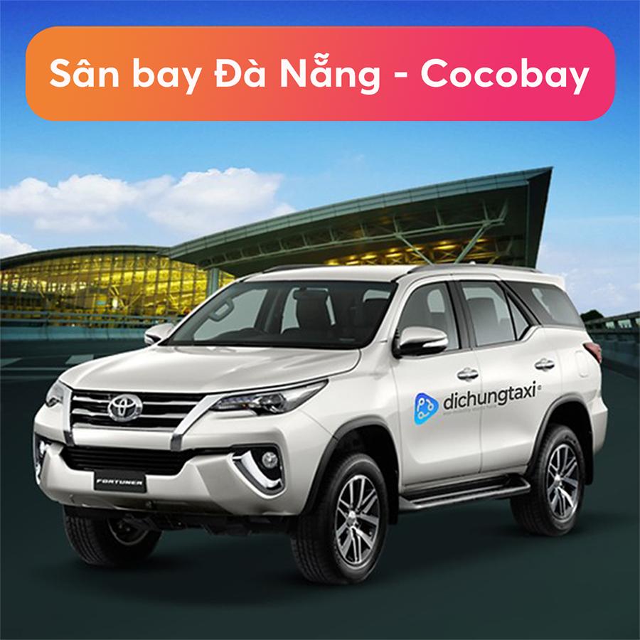 Voucher Xe 7 Chỗ Đưa / Đón Sân Bay Đà Nẵng - Coco Bay