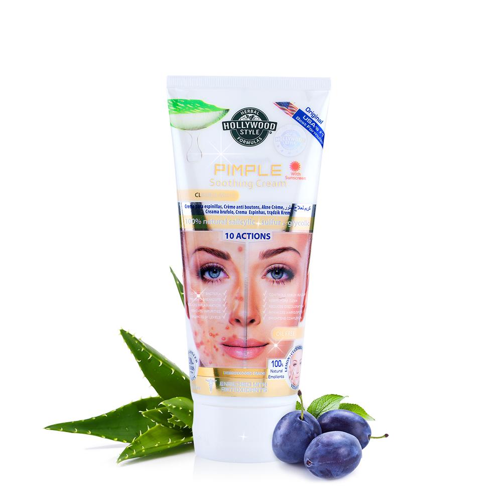 Kem dưỡng trị mụn ban ngày Extra Strength Pimple Soothing Cream